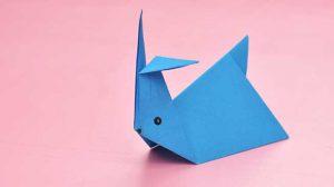 3 Cara Membuat Kreasi Origami Mudah dan Lucu