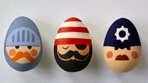 Melukis Kulit Telur