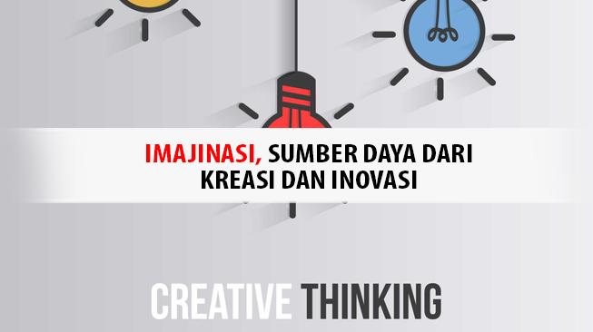 Imajinasi, Sumber Daya Dari Kreasi dan Inovasi